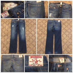 True Religion Johnny world tour jeans 30